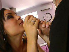 Секс порно видео молодыми чулках
