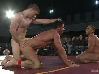 Жесткое гей порно вк