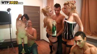 русское порно молодой пары
