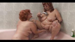 секс с бабушкой домашний